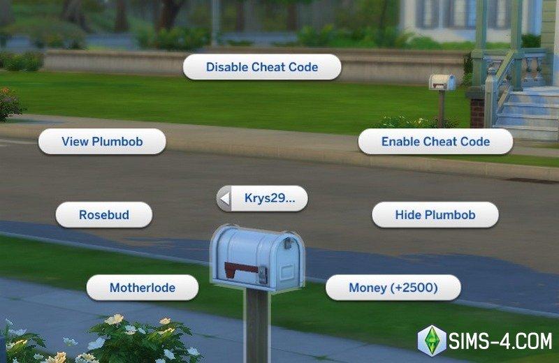 как сделать много денег в игре симс 4