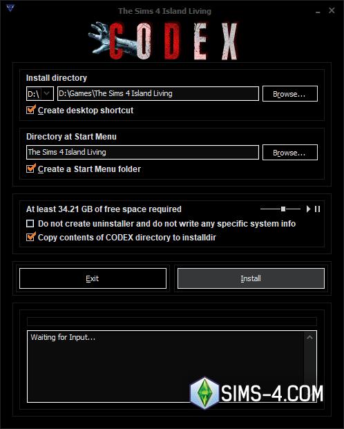 Как правильно установить игру Симс 4 на компьютер и русификатор